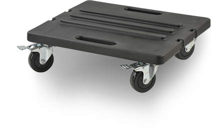 Trolley Case - Wheels with Brake